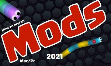 slither.io mods 2021