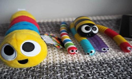 slither.io toys