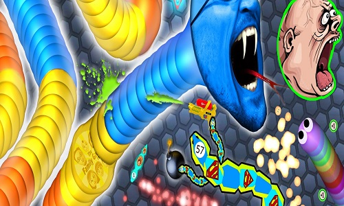 slitherio unblocked games