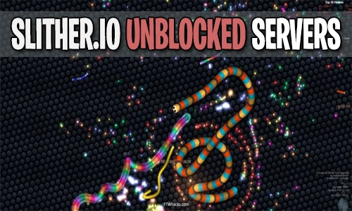 slither.io unblocked servers