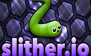 slither.io game